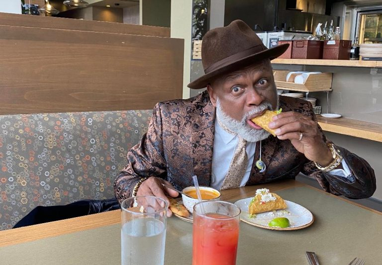 Michael Colyar: From Funny Man to Foodie